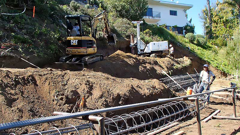 Limited Access Drilling by COASTLINE Engineering and Development Group