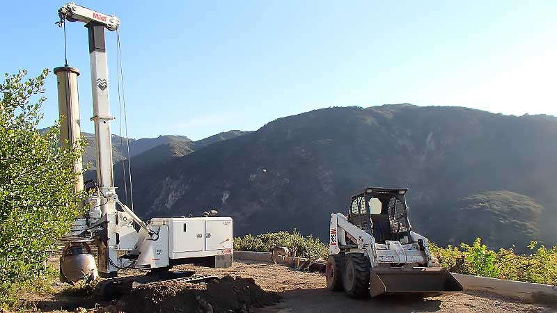 COASTLINE Engineering and Development Group- Limited Access Drilling
