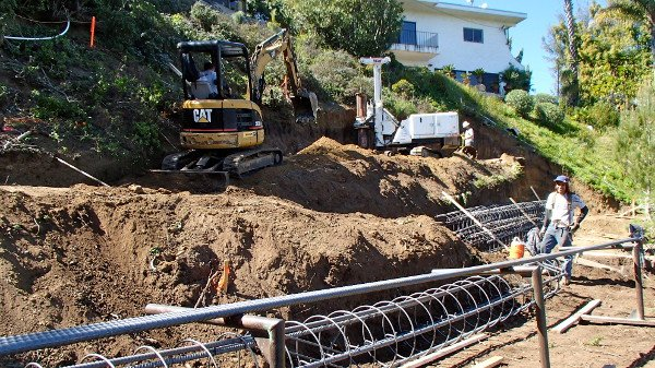 COASTLINE Engineering and Development Group are Hillside Specialists