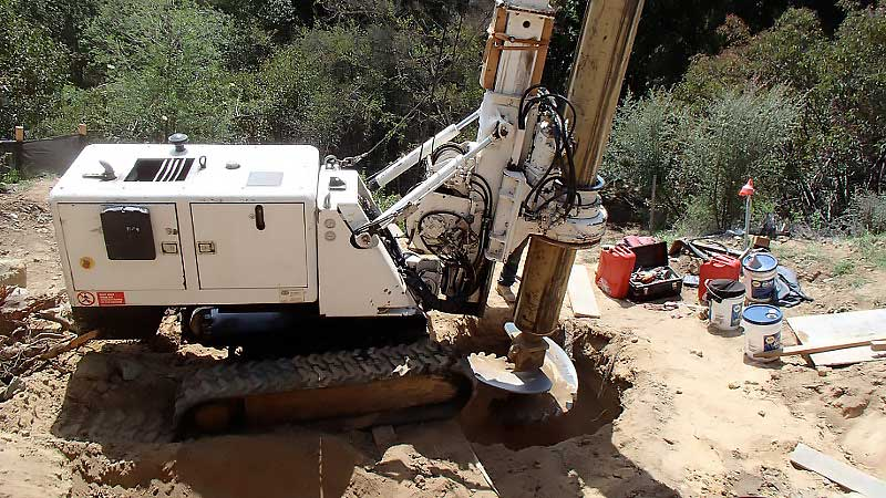 Limited Access Drilling Project- COASTLINE Engineering Development Group