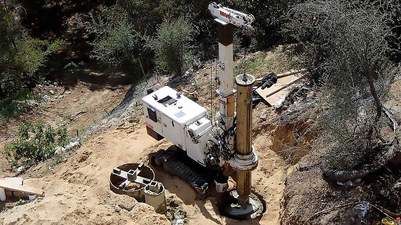 Limited Access Drilling, COASTLINE Engineering and Development Group